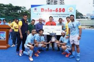 IOCL clinched Dolo-650 Bangalore Cup