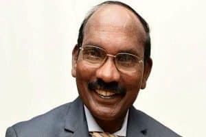 ISRO chairman K.Sivan