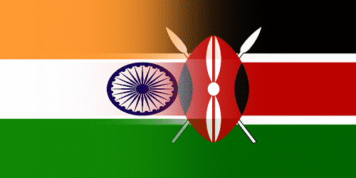 India-Kenya Joint Trade Committee in New Delhi