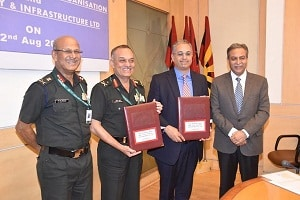 Indian Army and Tata Realty signs MoU