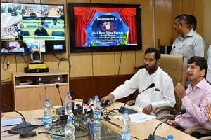 Inter state portability in two cluster of states