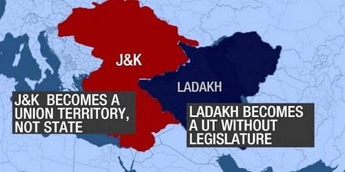 Jammu and Kashmir Reorganisation Bill