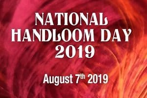 National Handloom day on august 7