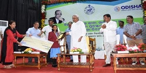 Naveen Patnaik presents Biju Patnaik Award for Sports, Bravery and State Award for Social Service