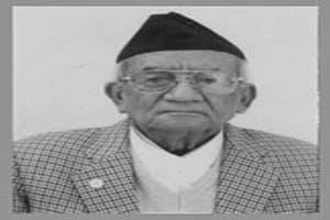 Nepal's veteran Journalist Madan Mani Dixit