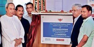 Odisha CM inaugurates new hockey academy