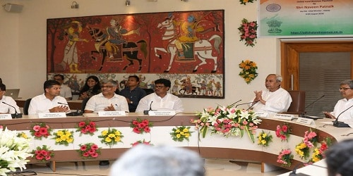 Online revenue payment system launched by CM of Odisha