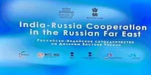 Piyush Goyal lead a delegation to Vladivostok, Russia