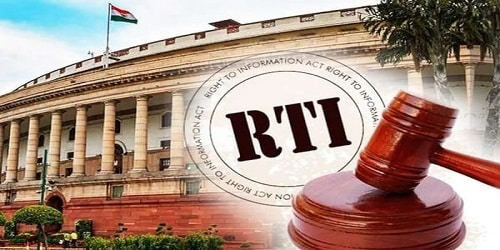 Right to Information (Amendment) Act, 2019