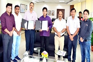 SMVDU signs MoU with NISE