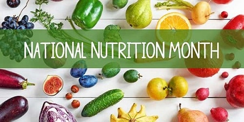 September as a month of nutrition