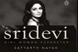 Sridevi -Girl Woman Superstar