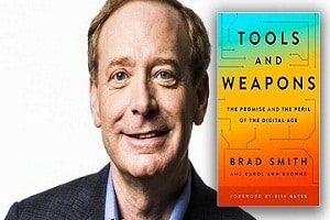 Tools and Weapons The Promise and The Peril of the Digital Age