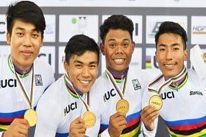 UCI Junior Track Cycling World Championships 2019