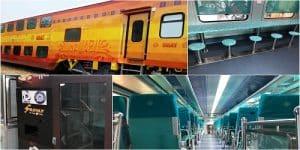 Uday Express between Visakhapatnam and Vijayawada
