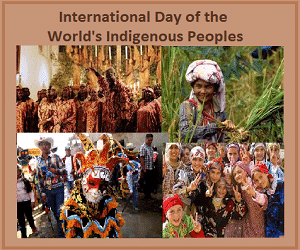 World's Indigenous People 2019 observed on August 9