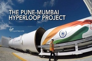 World's first ultra-fast Hyperloop project