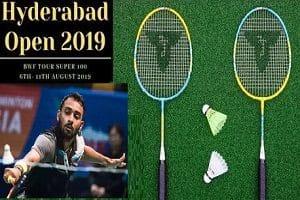Hyderabad Open (Badminton) 2019
