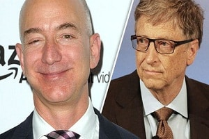 second richest person in the world