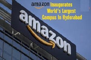 world's largest campus