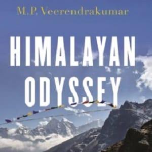 'Himalayan Odyssey' book