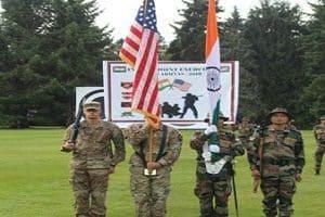 15th Indo-US military training exercise 'YudhAbhyas' 2019