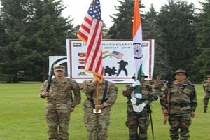 15th Indo-US military training exercise 'YudhAbhyas' 2019