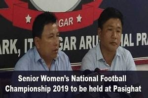 25th Senior Women's National Football Championship 2019
