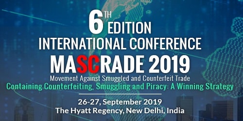 6th edition of MASCRADE for 2019