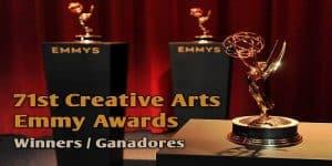 71st Primetime Creative Arts Emmy Awards for 2019