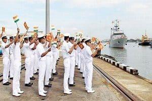 9th SLINEX 2019- Indo-Lanka maritime fleet exercise