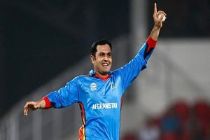 Afghanistan's all-rounder Mohammad Nabi to retire from test cricket