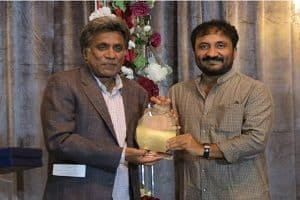 Anand Kumar honoured with Education Excellence Award 2019
