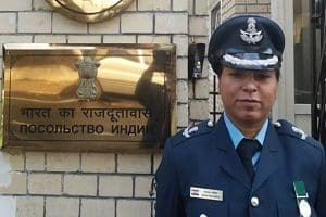 Anjali Singh becomes India's first female military diplomat to join Indian Mission in Russia
