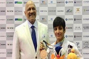 Anupama Swain clinched bronze in World Martial Arts Mastership Jiu-Jitsu 2019