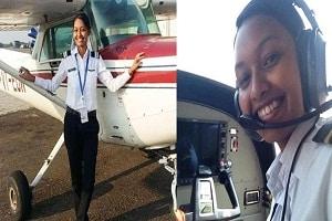 Anupriya Lakra becomes first Woman Pilot from Odisha