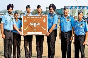 B S Dhanoa restored Ambala-based 17th Squadron 'Golden Arrows' to operate Rafale aircraft