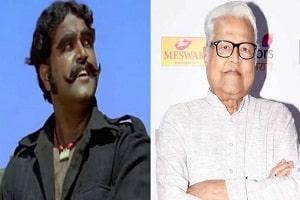 Bollywood actor, Viju khote passed away