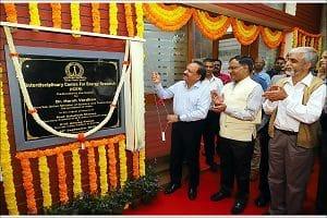 Dr. Harsh Vardhan inaugurated NCCCR&D at IISc-Bengaluru