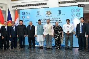 EAM and MHRD launched PhD fellowship programme for ASEAN students in IITs