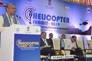 First edition of helicopter summit 2019