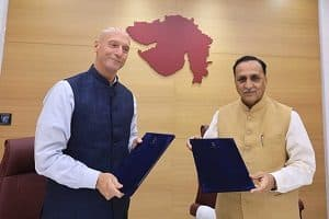Gujarat govt signs sister state MoU with American state Delaware