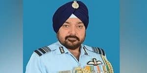 HS Arora appointed as new IAF Vice Chief