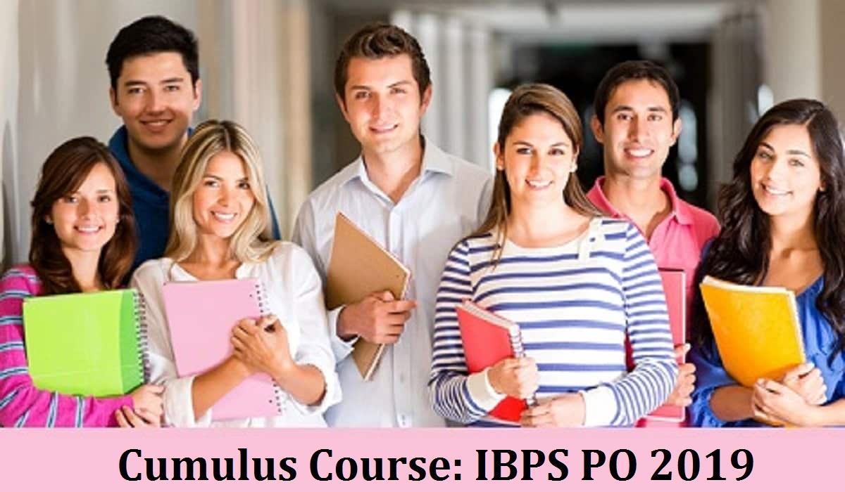 IBPS PO 2019 Course