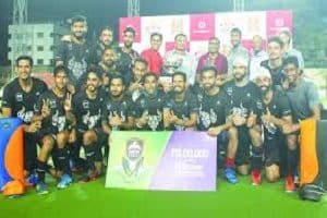 IOC won 93rd All-India MCC Hockey Tournament for 2019