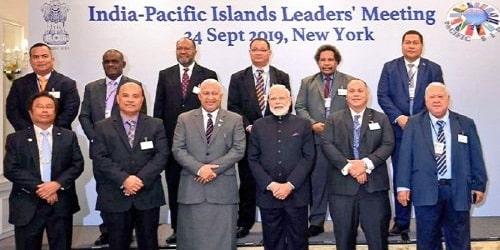 India-Pacific Islands Leaders' Meeting