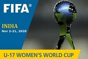 India to host 2020 FIFA Women's U-17 World Cup