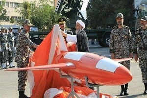 Iranian army introduces