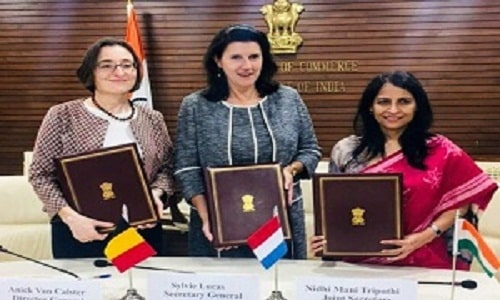 Joint Economic Commission 2019 between India and BLEU