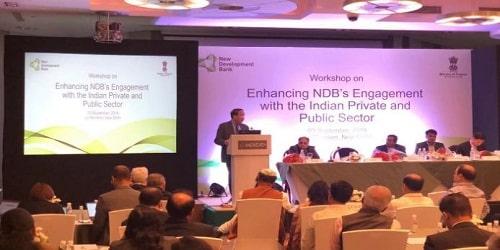 Joint India- NDB workshop
